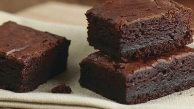 Baked fudge