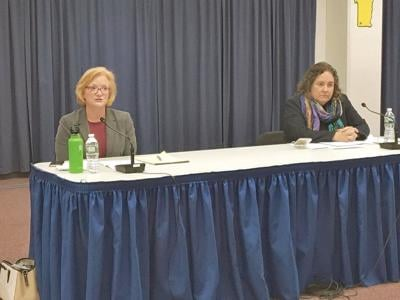 State's attorney, challenger trade jabs at forum