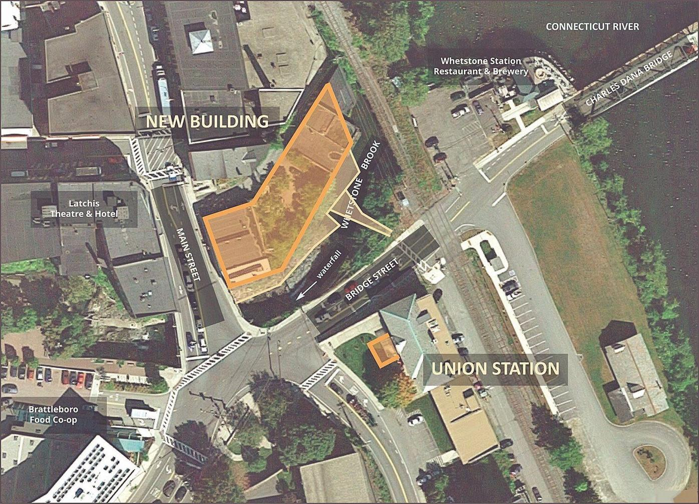$30M project would bring new housing, museum space to downtown Brattleboro