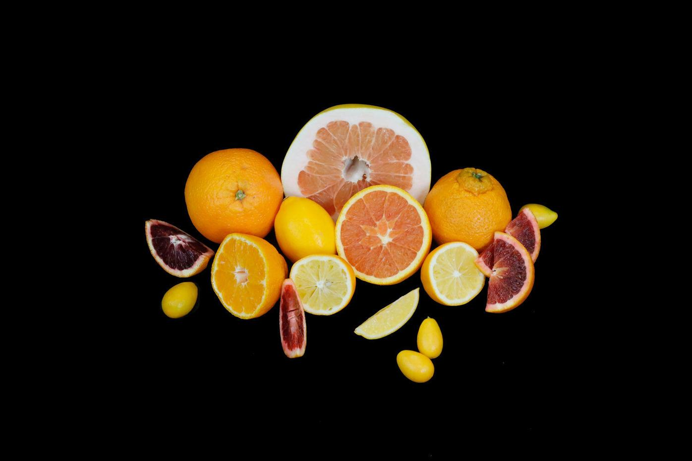 Citrus fruits: A bright spot in the produce aisle