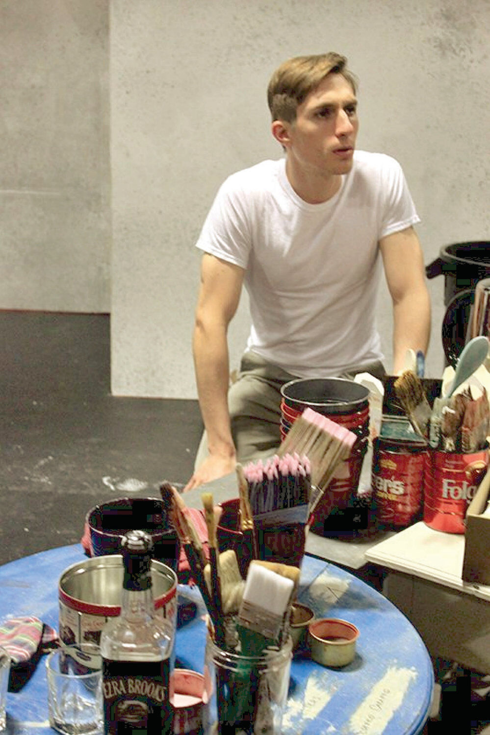 'Red' hot play opens at Oldcastle