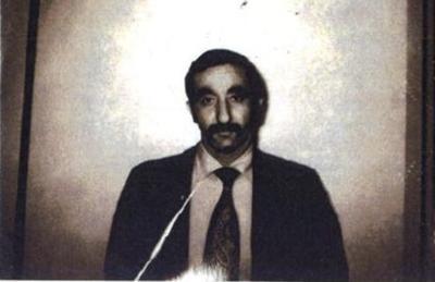 Leonard Forte - 1987 booking photo
