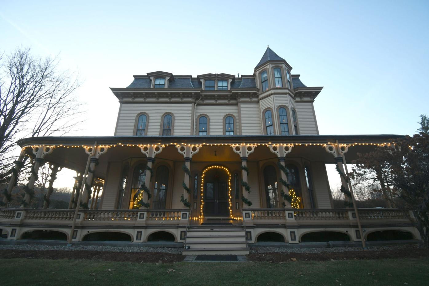 Park-McCullough Historic Governor's Mansion