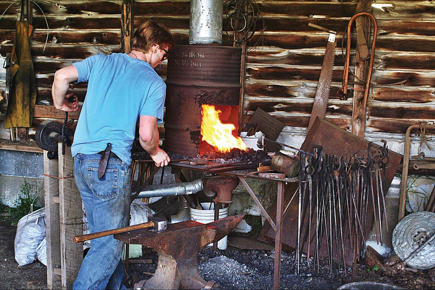 Long Trail School and Williams College graduate is a Forged in Fire champion