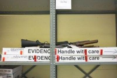Law allowing seizure of firearms from suspected abusers takes effect