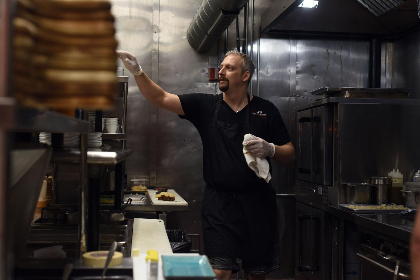 Delayed By A Pandemic The 421 Craft Bar And Kitchen Is Open Local News Benningtonbanner Com