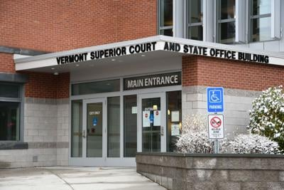 Vermont Superior Court and State Office Building in Bennington