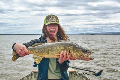 Vermont walleye fishing season opens May 2