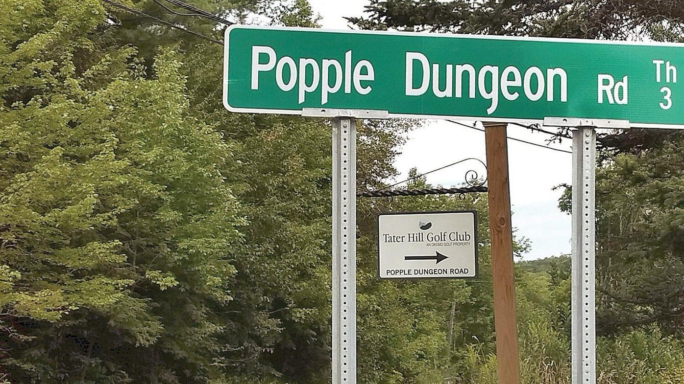 Long strange trip: Weird road names of Southern Vermont