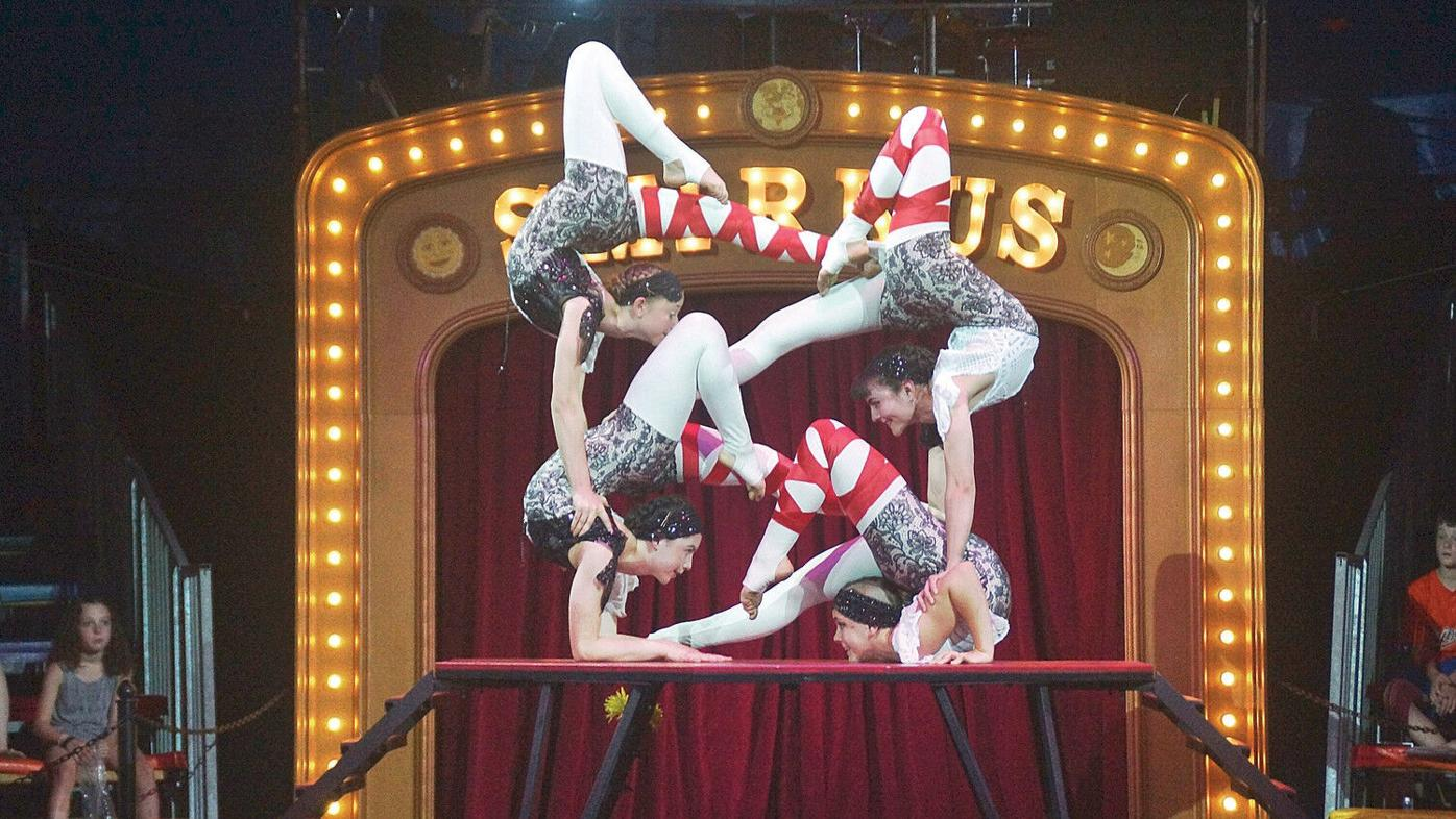 Circus Smirkus returns to Manchester with four shows