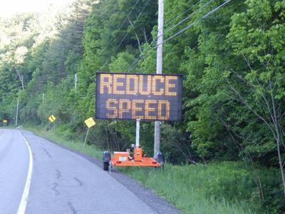 woodford highway work