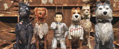 Special canine screening of 'Isle of Dogs' at Images