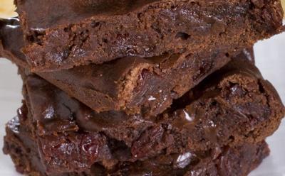Food Healthy Brownies