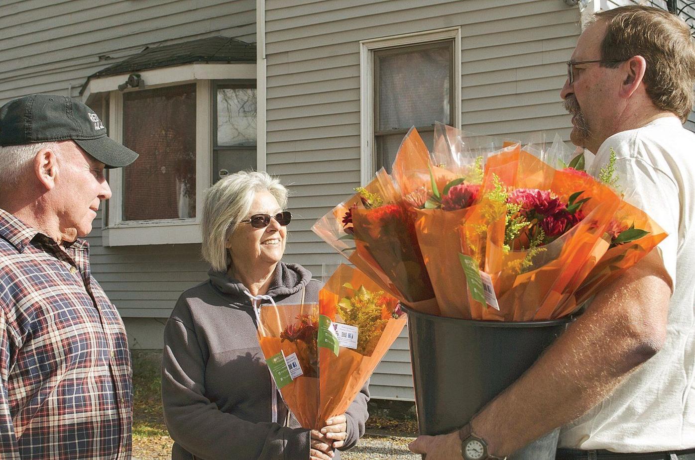 Kindness in bloom in Bennington