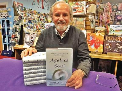"""The bestselling author is ringing in the new year with his latest book, """"Ageless Soul."""""""