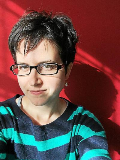 Something for a young writer: Bennington's Genevieve Plunkett has been noticed by serious literary journals