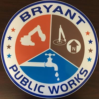 Bryant Public Works logo