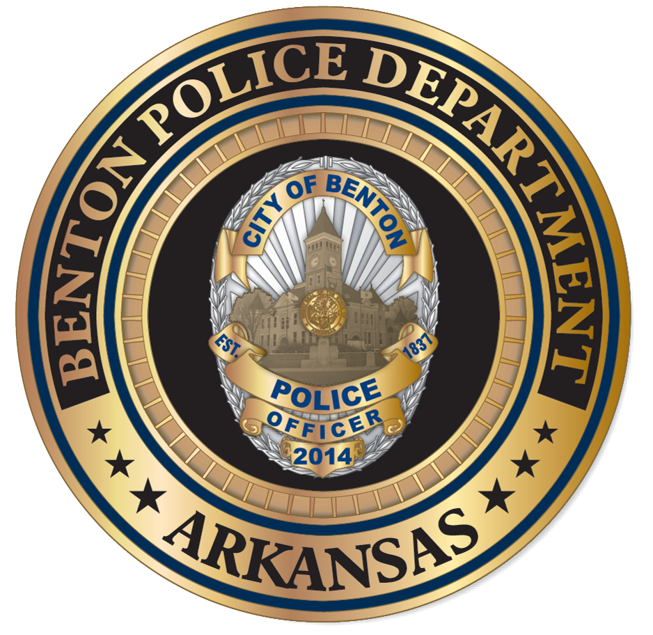 Benton Police Department logo