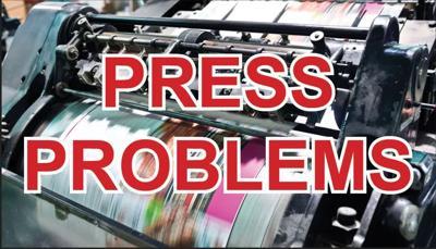 Press problems