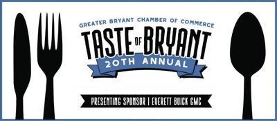 Taste of Bryant Logo