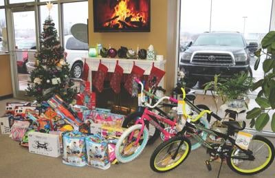 Carson Toy Drive