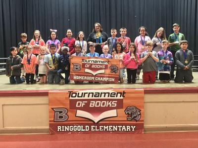 Game of Tomes: Book tournament held at Ringgold Elementary