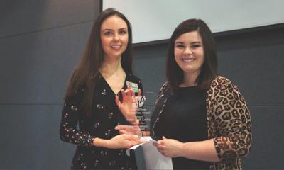 SarahBeth Award