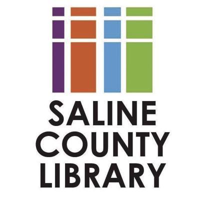 Saline County Library Logo