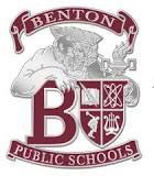 Benton School Board logo