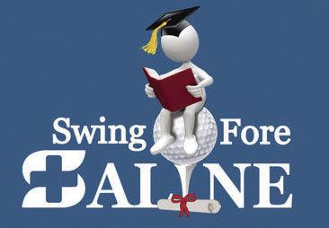Swing Fore Saline Logo