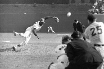 Obit Bob Gibson Baseball
