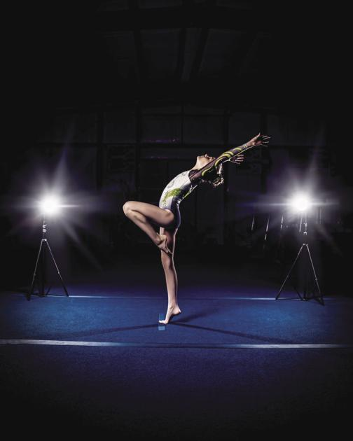 Leah's Gymnastics to hold first sanctioned event - Benton Courier