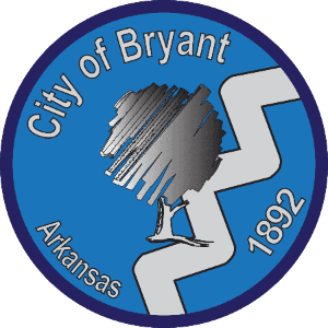 CITY OF BRYANT LOGO