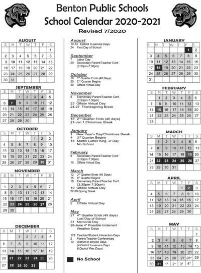 BSD Calendar