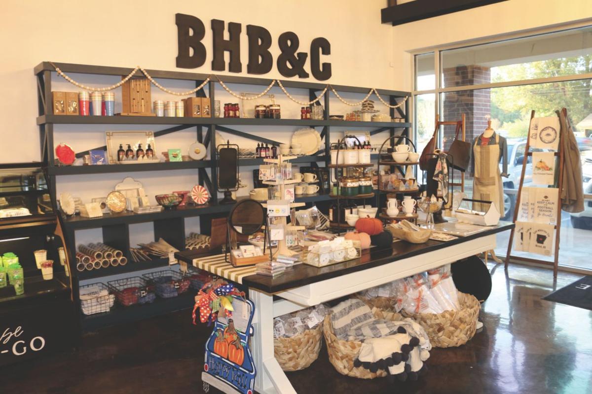 Blue House Retail
