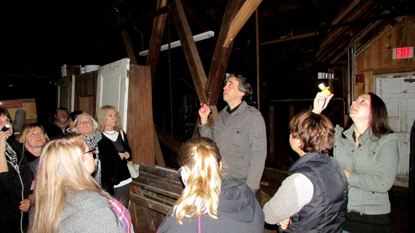Berkshire haunts host ghost tours for the brave