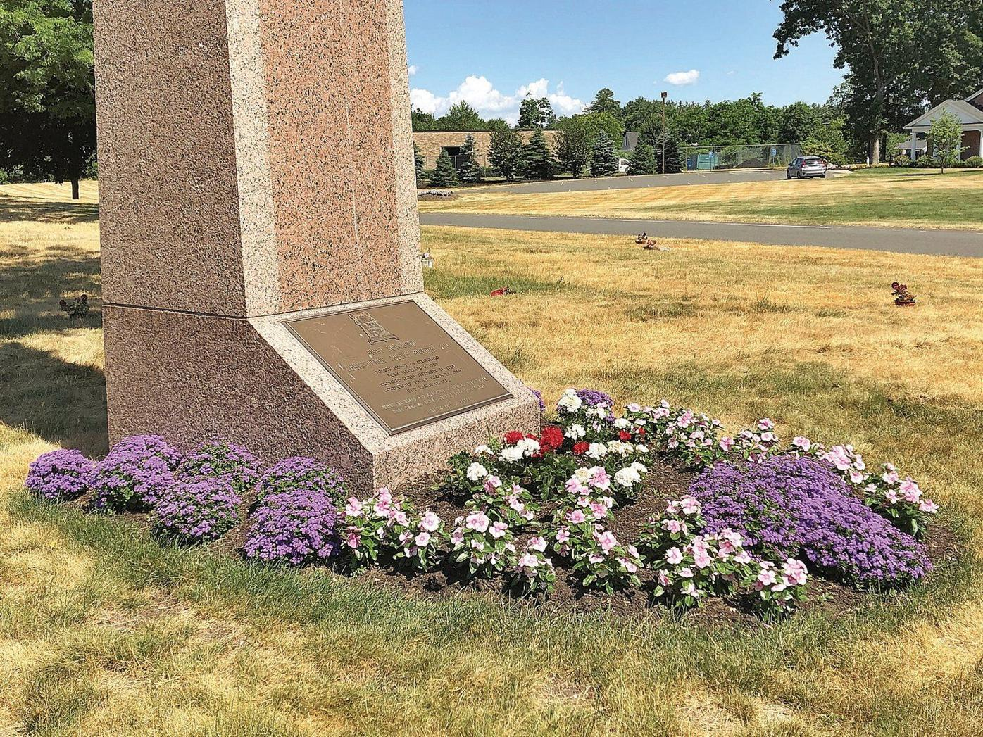 Monument's days numbered at disgraced bishop's resting place (copy)