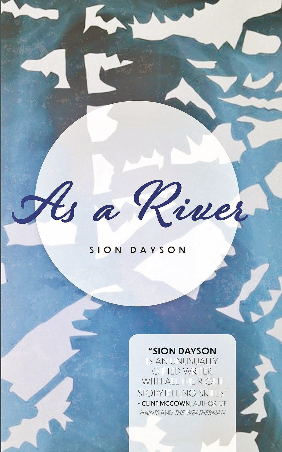 Open Book with Sion Dayson