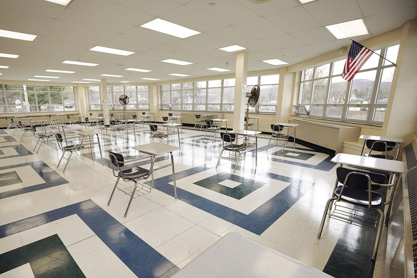 Williams Elementary in-person classes