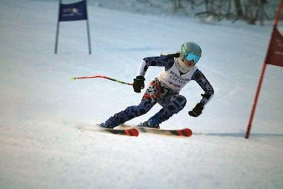 Taconic's King, Lenox's Jankovic earn All-Berkshire Alpine skiing crowns at Bousquet