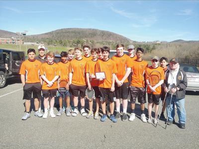 Roundup: Lee boys, girls tennis earns sweep of Mount Everett