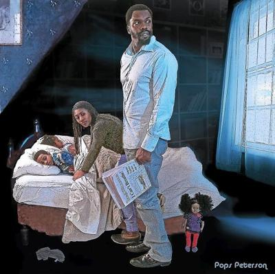 Maurice 'Pops' Peterson re-imagines Norman Rockwell scenes