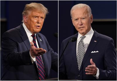 Election 2020 Trump Biden Policy