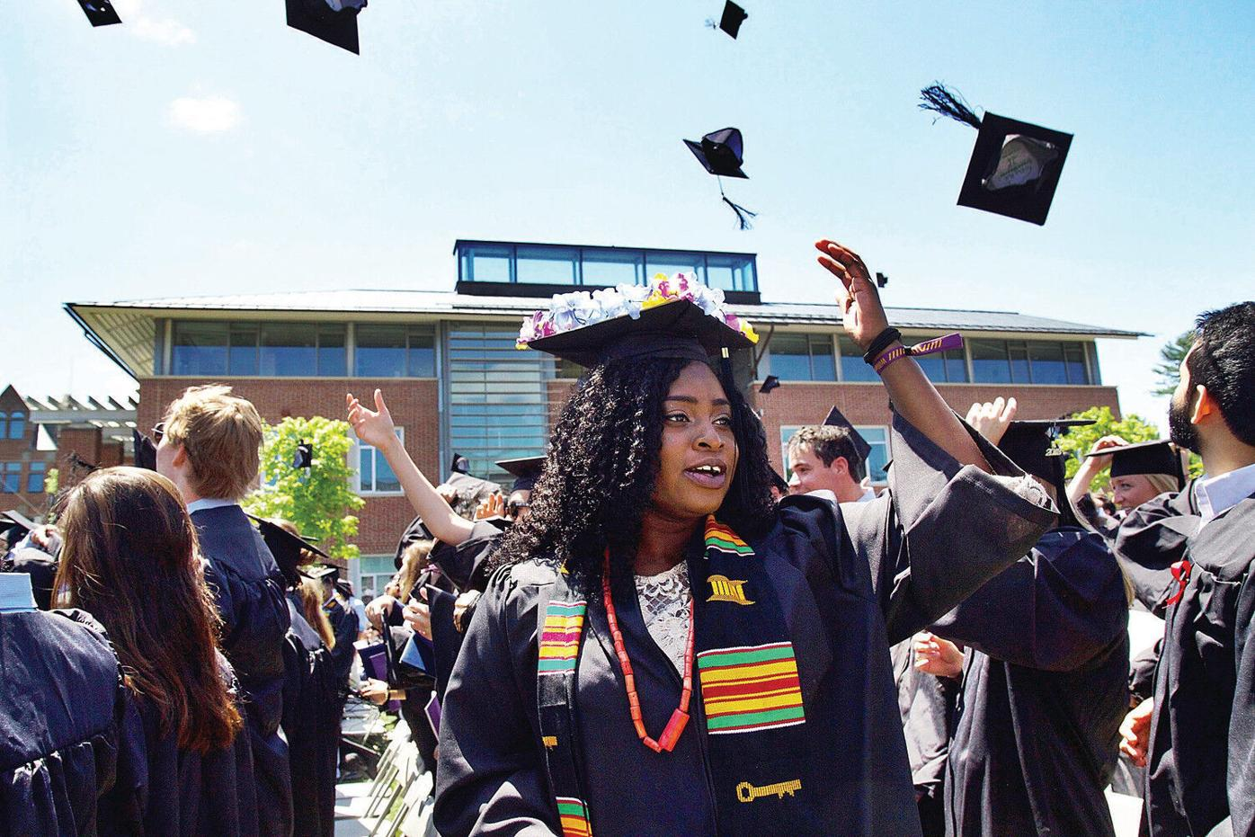 Williams grads ready themselves for politics, zombies and all of life's other challenges