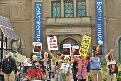 Donors offer Berkshire Museum $1 million to delay, study art sale; board president turns it down
