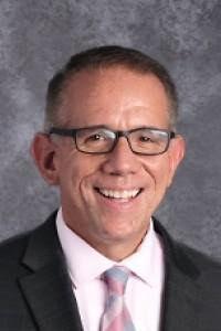 Interim Superintendent Joseph Curtis.