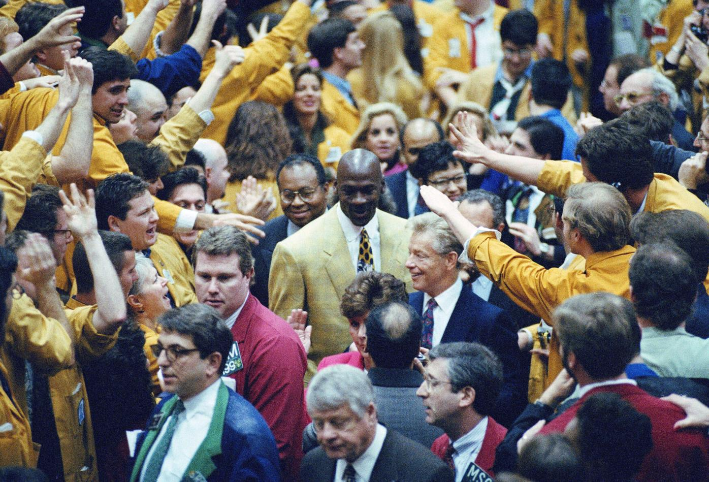 Michael Jordan 1995