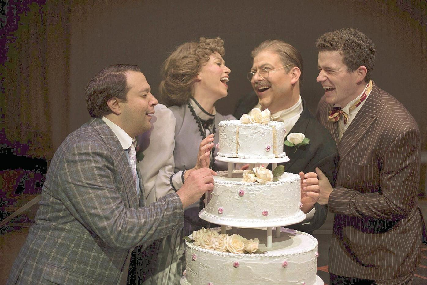 Berkshire Opera Festival's 'Don Pasquale' abounds in comic opportunities