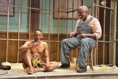 At Williamstown Theatre Festival, a not-so-astonishing play about an 'astonishing' life