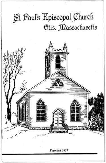 St. Paul's Church illustration Otis